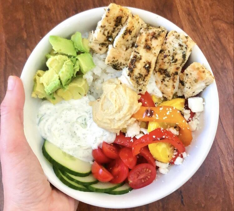 Big Seasonal Salads