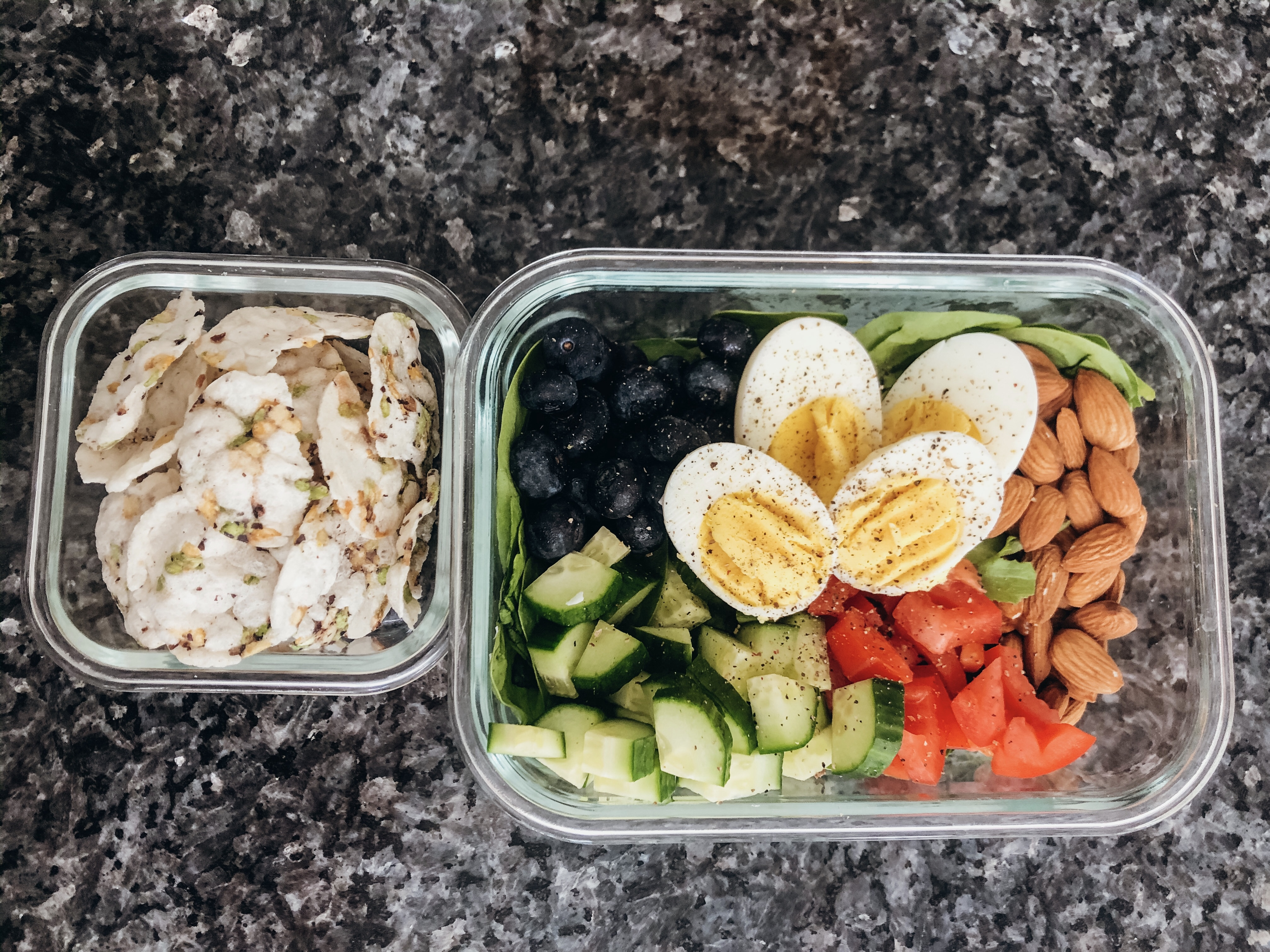 Four Simple Workweek lunches